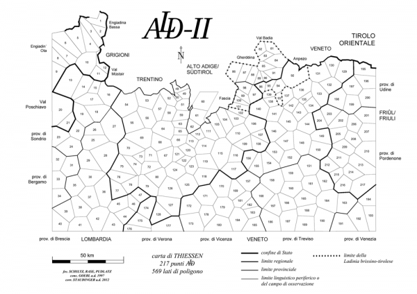 Silent map-PDF of the ALD-II.